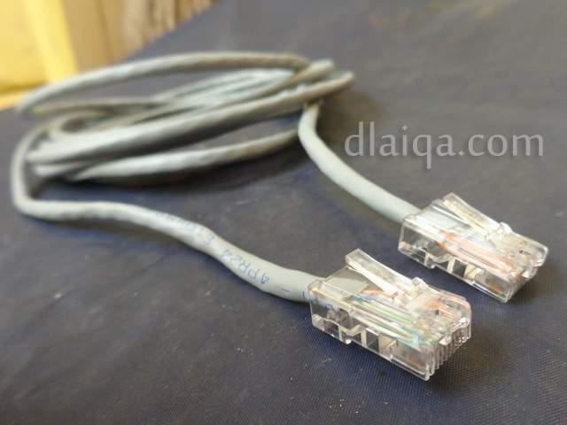 Merangkai Kabel UTP Jaringan Komputer